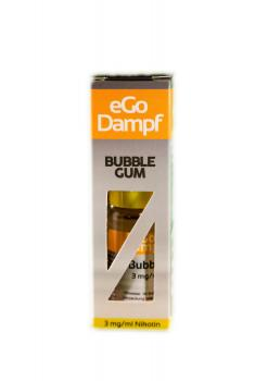 eGo Dampf Liquid Bubble Gum