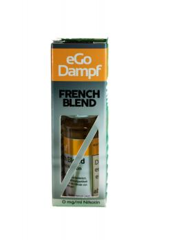 eGo Dampf Liquid French Blend