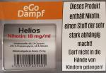 Helios  (10 x 10 ml Nikotin Shots mit 18 mg/ml Nikotin)